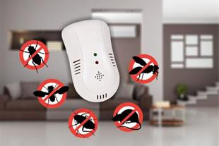 دستگاه دفع حشرات و آفات خانگی - 1