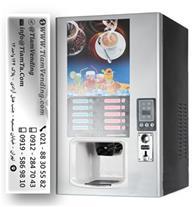 دستگاه قهوه ساز صنعتی تمام اتوماتیک پنج کاره