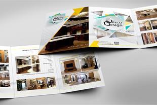 طراحی و چاپ حرفه ای کاتالوگ - 1