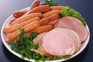 سوسیس گوشت و مرغ