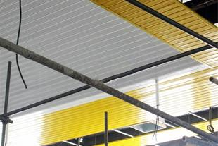 طراحی و اجرای سقف کاذب دامپا،شرکت ویستا افرند