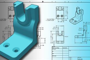 انجام پروژه طراحی مکانیک - 1