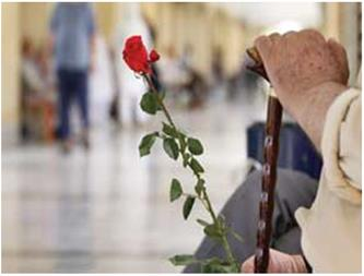 نگهداری از سالمند در منزل و بیمارستان - 1