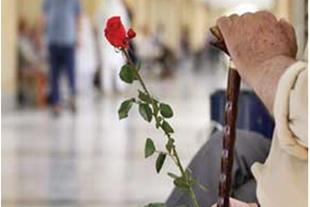 نگهداری از سالمند در منزل و بیمارستان