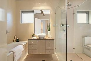 اجرای انواع کابین دوش های مدرن حمام مستر