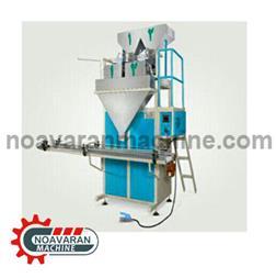 دستگاه کیسه و کارتن پرکن دوتوزین حبوبات و خشکبار - 1