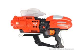 تفنگ - کلت - تیر و کمان - اسباب بازی - بازی دان