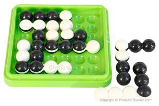 انواع بازی فکری و معمایی جالب ، بازی توپ چین
