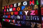 ساخت انواع حروف برجسته