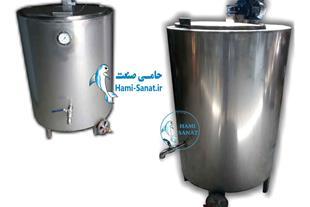 پاتیل شیر - دستگاه پخت شیر