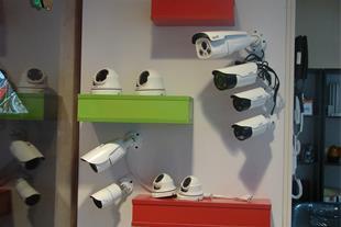 فروش ونصب انواع دوربینهای مدار بسته