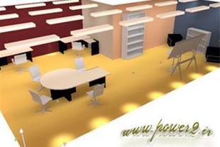 انجام پروژه ی دیالوکس در قسمت فضای داخلی
