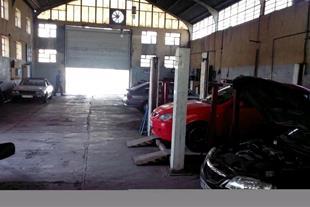 صافکاری و نقاشی خودرو