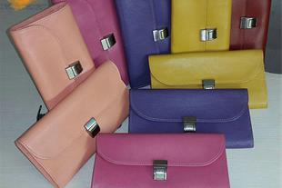 کیف پول زنانه - چرم طبیعی