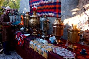 خدمات مجالس چایخانه سنتی سیار - 1