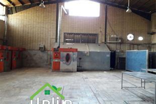 فروش کارخانه کیک و کلوچه شهرک صنعتی کد1160