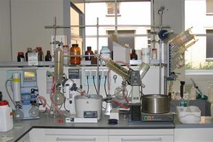 تجهیزات آزمایشگاه تولید چیپس