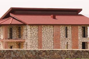 اجرای سقفهای شیروانی ، سقف ویلا، سردری، سالن صنعتی