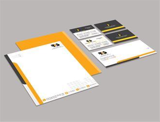 طراحی و چاپ ست اداری در کرج - 1