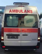 فروش آمبولانس هیوندا H350