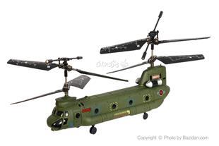 هلی کوپتر پروازی ارتشی 2 ملخ شنوک مارک سیما کنترلی