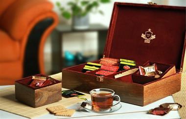 جعبه چای و قهوه و دمنوش - 1