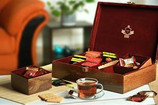 جعبه چای و قهوه و دمنوش