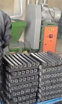 خط تولید ذغال فشرده