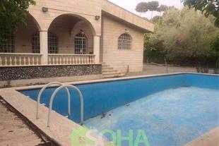فروش 4200 متر باغ ویلا در محمد شهر