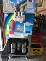 تامین قطعات دستگاه بستنی ساز