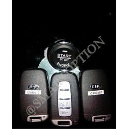 فروش کی لس استارتر هیوندای i30 قدیم و جدید - 1