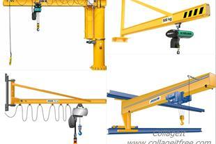 Jib Cranes Types