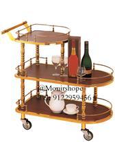 فروش چرخ پذیرایی و جمع آوری ظروف - 1