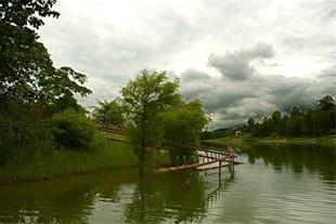 تور یک روزه دریاچه خضر و روستای نیمور کجور