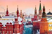 تور مسکو + سن پترزبورگ 8 شب
