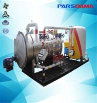 موتورخانه سیار گروه صنعتی پارس دما