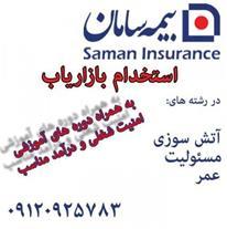 استخدام فروشنده و بازاریاب بیمه - 1