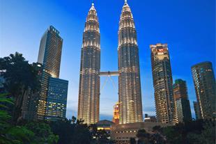 تور کوالالامپور + پنانگ 7 شب
