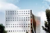 طراحی داخلی و اجرای نمای ساختمان مدرن