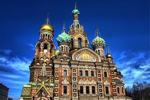 تور مسکو + سن پترزبورگ 7 شب
