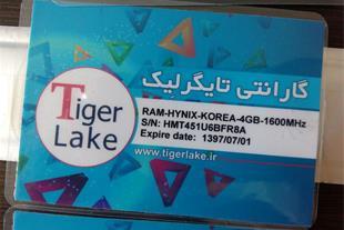 رم Ram 4Gb 1600MHz