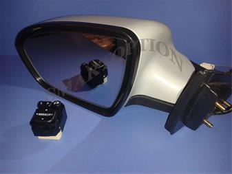 فروش آینه تاشو برقی لیفان 820 با کلید فابریک - 1