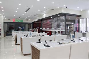 دکوراسیون داخلی مغازه و فروشگاه تخصص ماست