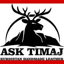 فروش محصولات چرم ئاسک تیماج بصورت سفارشی