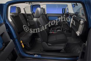 فروش گرمکن و سردکن صندلی اف جی کروزر FJ-Cruiser