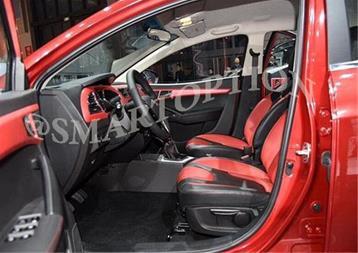 فروش روکش صندلی فاریک جک S5 دوخت قرمز - 1