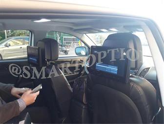 فروش مانیتور پشت صندلی لکسوزی - 1