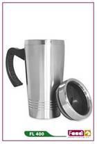 لیوان فلزی دسته دار تبلیغاتی