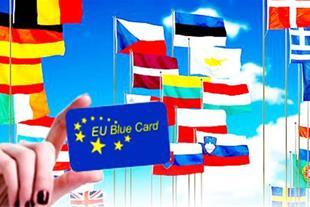 اخذ اقامت در اروپا