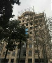 طراحی و اجرای نمای ساختمان در کرج